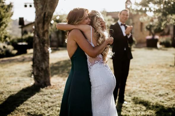Tuscany Wedding - фото №75