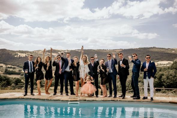 Tuscany Wedding - фото №19