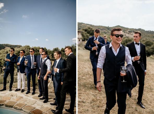 Tuscany Wedding - фото №21