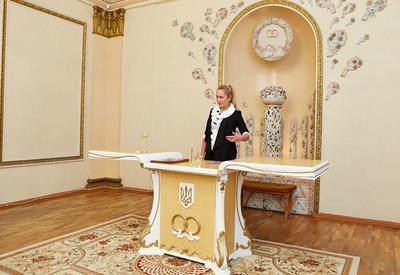 Центральный Дворец бракосочетания Харькова - портфолио 3