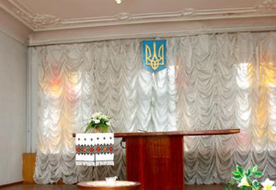 Киевский ЗАГС Харькова - портфолио 1