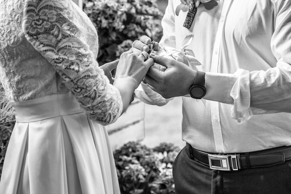 Свадебная церемония - фото №11