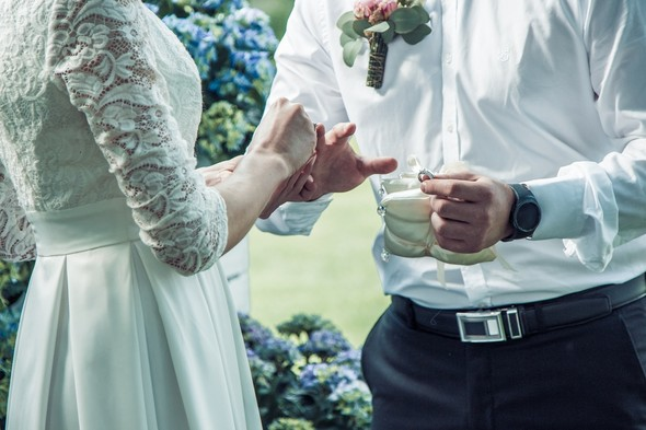 Свадебная церемония - фото №10
