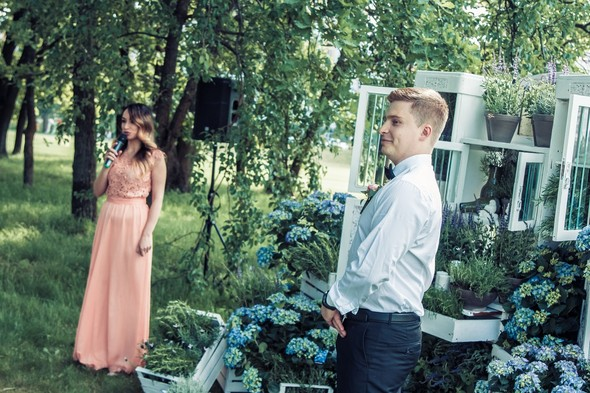 Свадебная церемония - фото №3