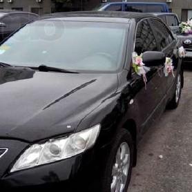 Toyota Camry - авто на свадьбу в Кременчуге - портфолио 4