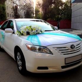 Toyota Camry - авто на свадьбу в Кременчуге - портфолио 5