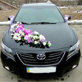 Toyota Camry - авто на свадьбу в Кременчуге - портфолио 2