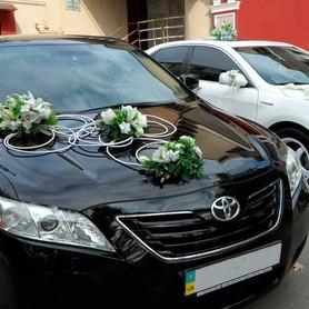 Toyota Camry - авто на свадьбу в Кременчуге - портфолио 1