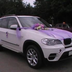 Bmw x5 - авто на свадьбу в Кременчуге - портфолио 1