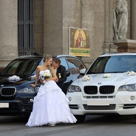 Bmw x5 - авто на свадьбу в Кременчуге - портфолио 3