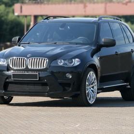 Bmw x5 - авто на свадьбу в Кременчуге - портфолио 2