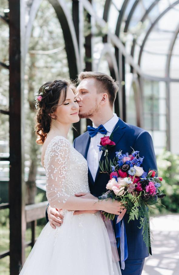 Свадьба Ани и Жени - фото №6