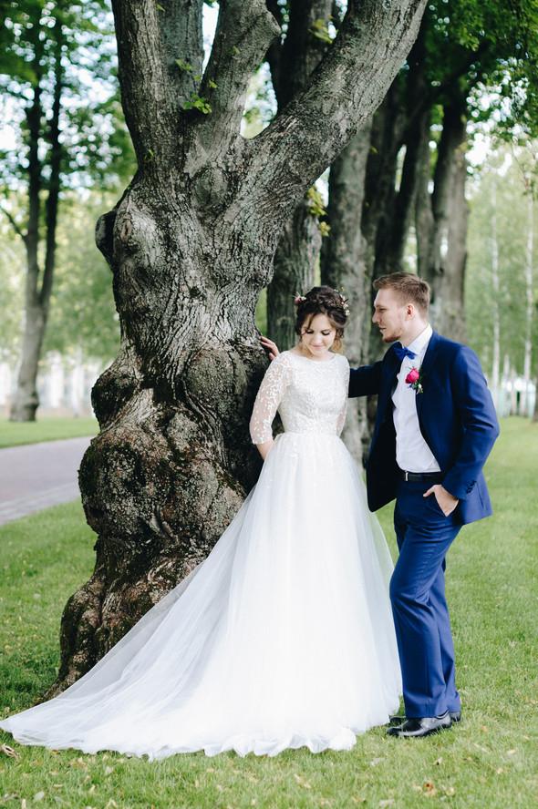 Свадьба Ани и Жени - фото №14