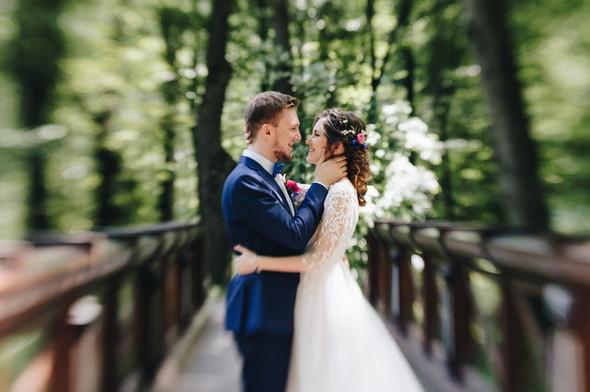 Свадьба Ани и Жени - фото №12