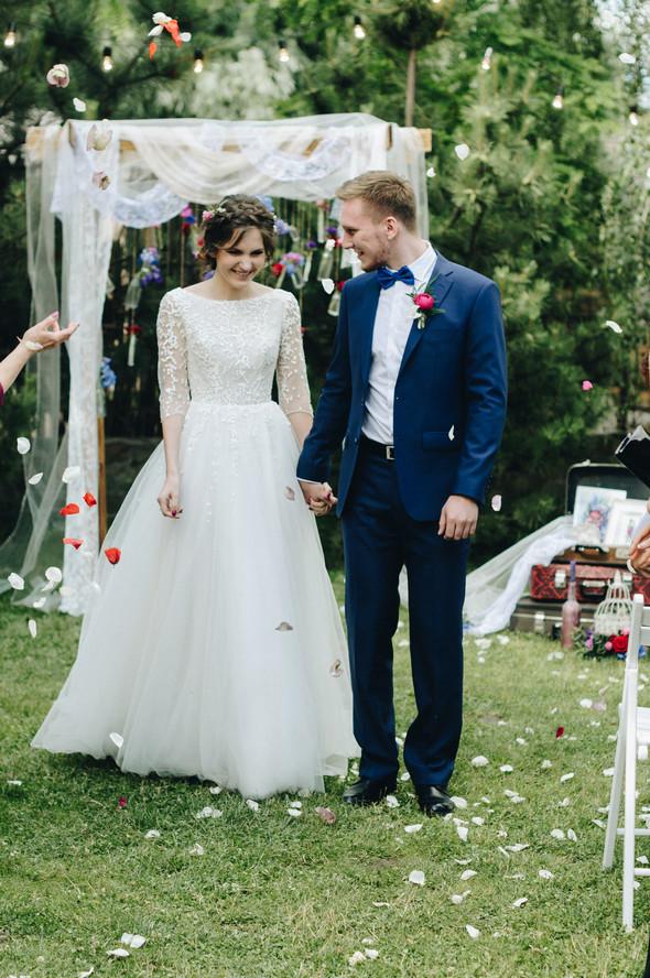 Свадьба Ани и Жени - фото №22