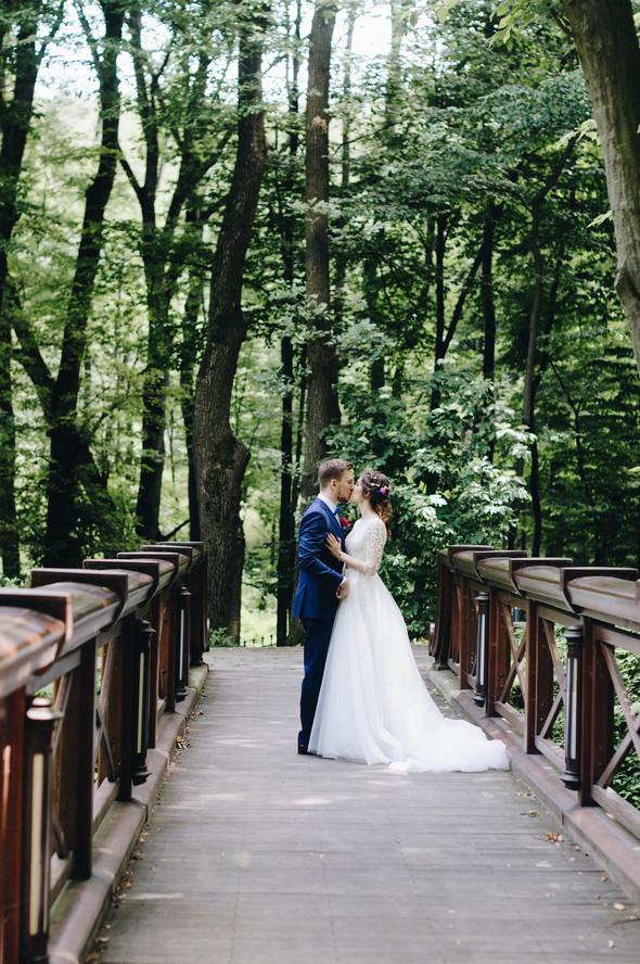 Свадьба Ани и Жени - фото №11