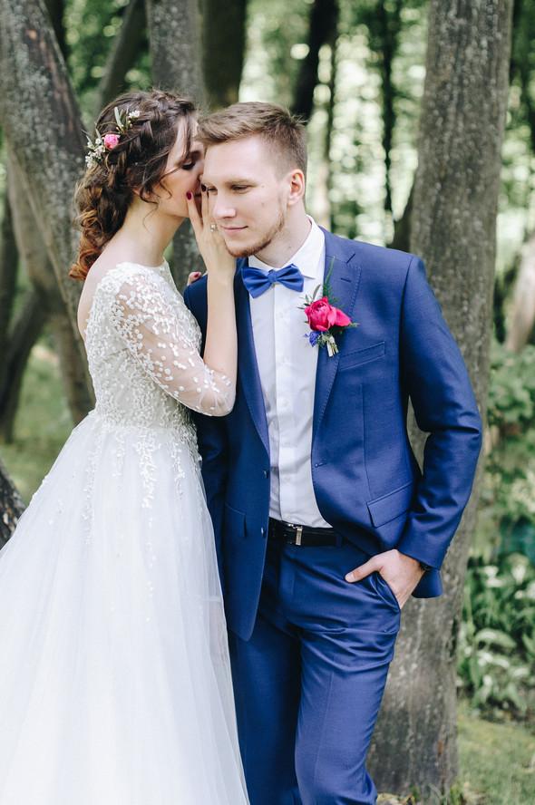 Свадьба Ани и Жени - фото №10