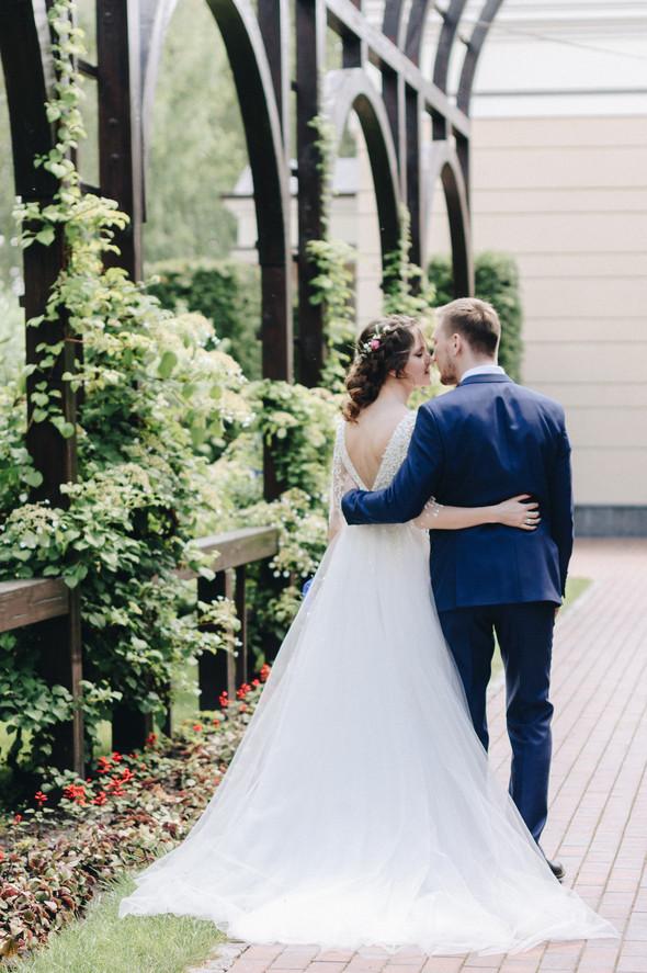 Свадьба Ани и Жени - фото №4