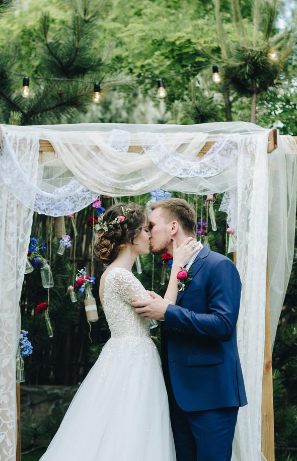 Свадьба Ани и Жени - фото №24