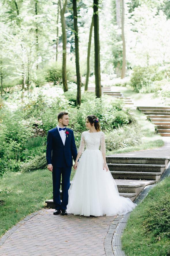 Свадьба Ани и Жени - фото №9