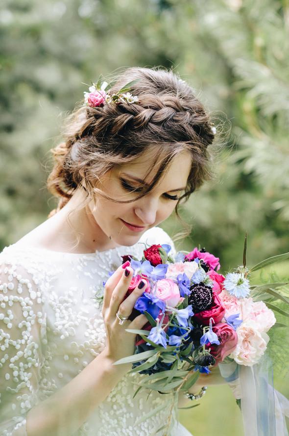 Свадьба Ани и Жени - фото №13