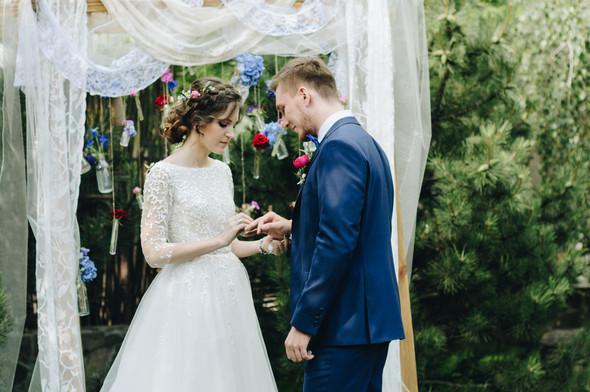 Свадьба Ани и Жени - фото №23