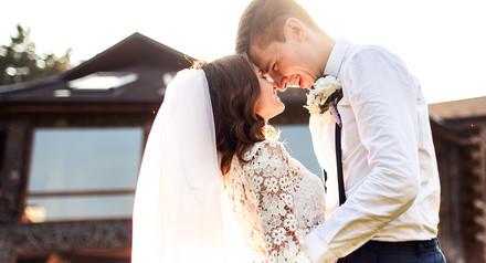 Скидка на свадебную съемку в апреле-мае