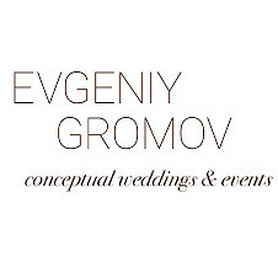 """Gromov Event Agency"" - conceptual wedding & event"