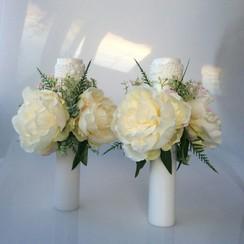 Свадебные свечи и композиции - декоратор, флорист в Черновцах - фото 2