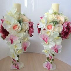 Свадебные свечи и композиции - декоратор, флорист в Черновцах - фото 4