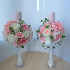 Свадебные свечи и композиции - декоратор, флорист в Черновцах - фото 1