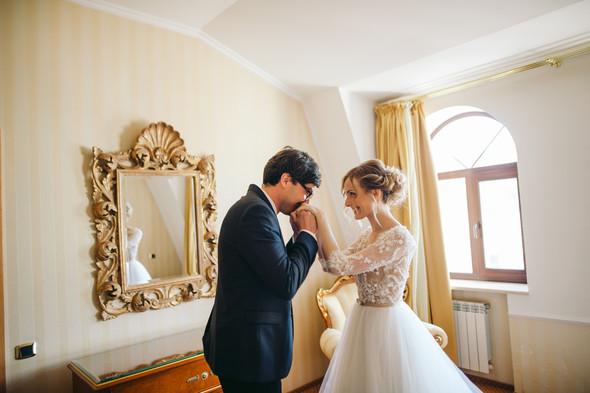 Александра и Сергей - фото №22