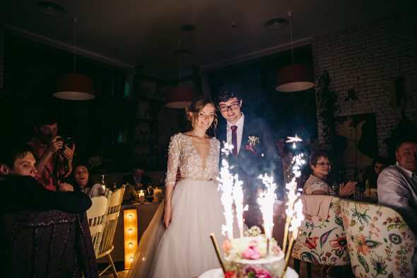 Александра и Сергей - фото №112
