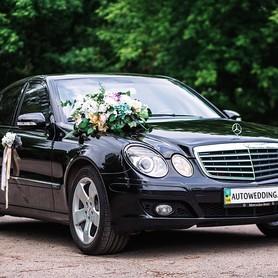 Mercedes W211 - авто на свадьбу в Виннице - портфолио 1