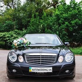 Mercedes W211 - авто на свадьбу в Виннице - портфолио 3