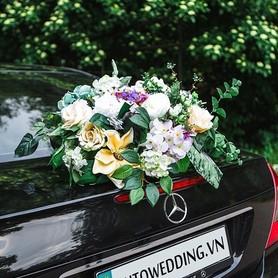 Mercedes W211 - авто на свадьбу в Виннице - портфолио 6