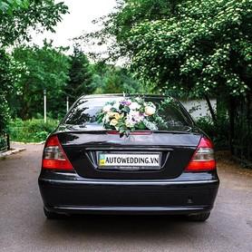 Mercedes W211 - авто на свадьбу в Виннице - портфолио 4