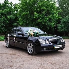 Mercedes W211 - авто на свадьбу в Виннице - портфолио 2