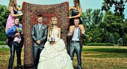 Скидочка на свадебное видео!
