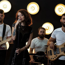 GINGER Cover Band - музыканты, dj в Киеве - портфолио 3