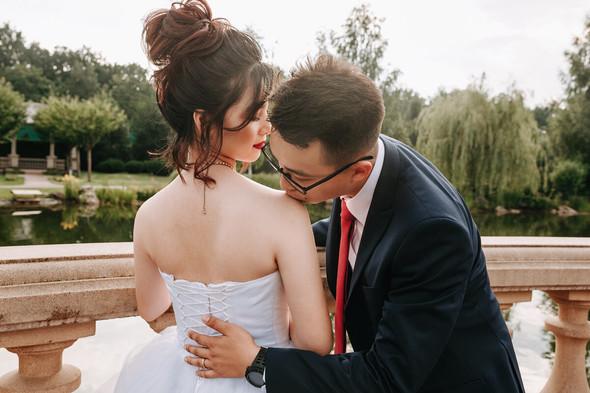 Вьетнамская свадьба - фото №6