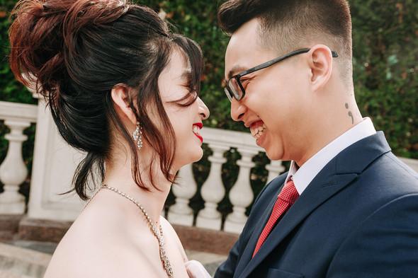 Вьетнамская свадьба - фото №13