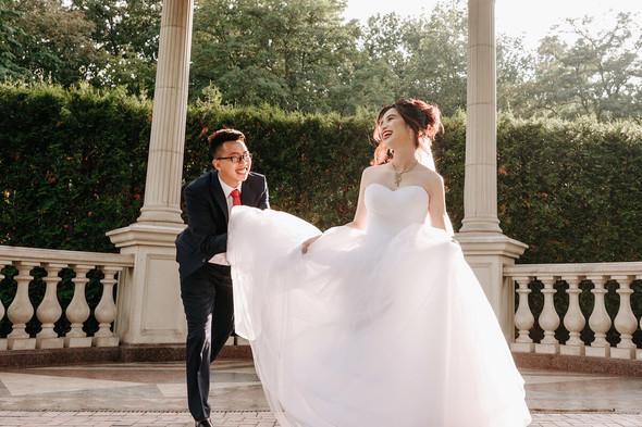 Вьетнамская свадьба - фото №9