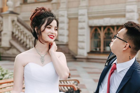 Вьетнамская свадьба - фото №18