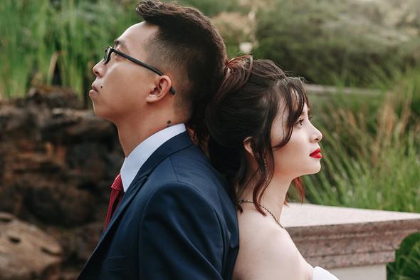 Вьетнамская свадьба - фото №26
