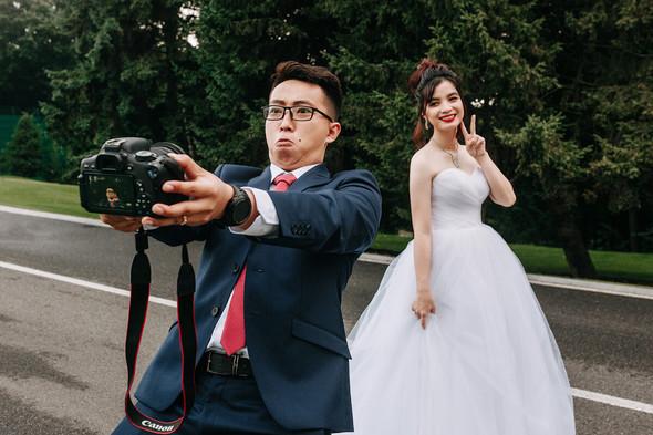 Вьетнамская свадьба - фото №29