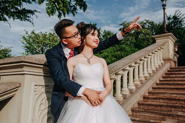 Вьетнамская свадьба - фото №15