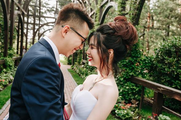 Вьетнамская свадьба - фото №2