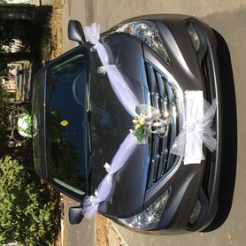 Hyundai Sonata - авто на свадьбу в Николаеве - портфолио 2