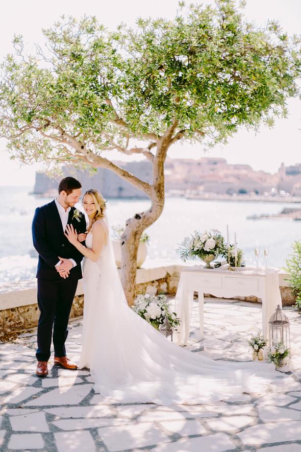 Свадьба в Хорватии - фото №5